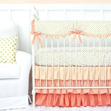 aqua and c bedding c and gold dot ruffle baby bedding swatch kit lilly pulitzer c and aqua bedding