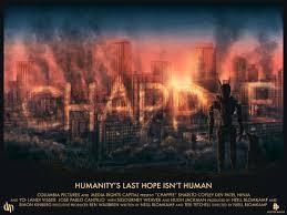 Chappie movie poster के लिए चित्र परिणाम