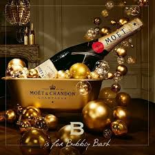 Image result for champagne christmas