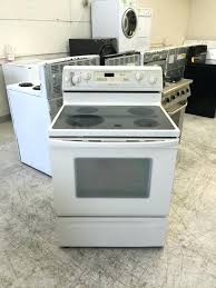 glass top electric stove electric whirlpool glass top stove glass top electric stove cleaner