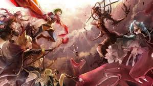 The greatest anime ost's of all time Epic Anime Battle Wallpapers Top Free Epic Anime Battle Backgrounds Wallpaperaccess