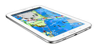 Gps Nautical Charts App For Android Aqua Map Android Marine Navigation Gps Boating Charts