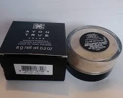 Avon Smooth Minerals Powder Foundation Light Beige Buy Avon Smooth Minerals Loose Powder Foundation M05 Light
