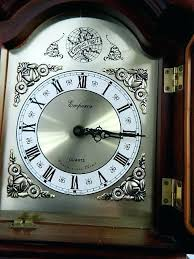westminster wall clocks chime wall clock wall designs emperor quartz pendulum wall clock with chimes chime