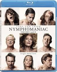 Nymphomaniac Volumes I and II Blu ray