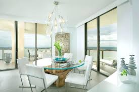 modern lighting miami. Modern Chandeliers Miami View In Gallery Coastal Color Scheme Gives The Dining Space A Refreshing Cool . Lighting