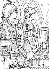 Small Picture Harry Potter And The Sorcerers Stone Free Coloring Pages