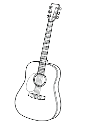 complex guitar coloring pages to print c8473 guitar coloring page electric bass pages to print a al guitar coloring page minimalist electric guitar