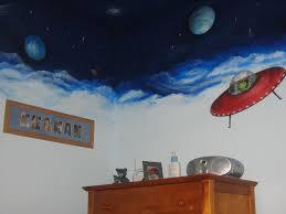 Solar System Bedroom Decor Boys Space Bedroom Home Design Ideas