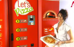 Vending Machine Pizza Classy Video Pizza Vending Machines Coming To USA Serious Eats