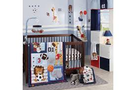 future all star 4 piece crib bedding set by lambs ivy from gardner