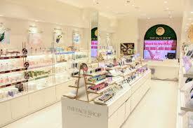 Retail Store Concept Design The Face Shop Unveils New Concept Stores Future Of Retail