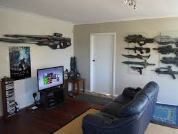video game room furniture. Using Dormer Room As Gaming Video Game Furniture E