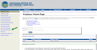 Payroll Calculator Michigan Ors Psru 11 02 How To Report Final Payroll Details