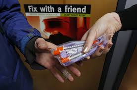 Needle Vending Machine Las Vegas Magnificent Drug Users In Las Vegas Will Soon Be Able To Get Clean Needles From
