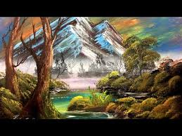 art images of nature. Contemporary Nature The Joy Of Spray  Spray Painting Nature Art By Robert Stevens Inside Art Images Of Nature YouTube