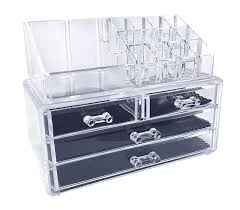 Amazon.com: Marvel O Bug 2 Piece Makeup Cosmetic Organizer Storage Drawers:  Home & Kitchen