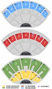 Caesars Palace Colosseum Seating Chart