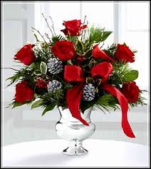 christmas flower arrangement ideas_3 arrangements ideas46