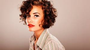 Best Brush For Bob Hairstyles How To Style Short Curly Hair Short Hairstyles Youtube