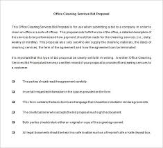 Sample Bidding Proposal Bid Proposal Template 22 Free Word Excel Pdf Documents