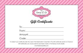Gift Certificates Barca Fontanacountryinn Com
