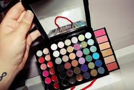 jual sephora collection um ping bag makeup palette
