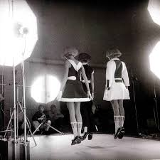 Françoise hardy, the original street style star. Andre Courreges 1960s Space Era Fashion Designer