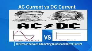 alternating current vs direct current. dc current vs ac - difference between alternating and direct