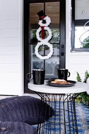 Hgtv Design Sweepstakes Holiday Porch Design Ideas From Hgtv Urban Oasis 2019 Hgtv