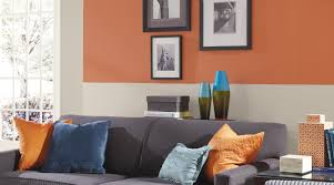 living rooms colors living room oranges