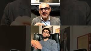 Piero Barone & Enzo Miccio Instagram Live 27.4.2020 - YouTube