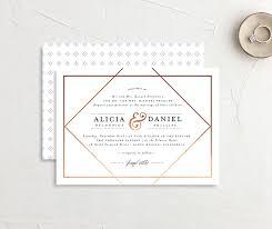 Invitations Formal Formal Ampersand Wedding Invitations Elli