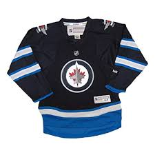 Winnipeg Jets Reebok Toddler Replica 2 4t Home Nhl Hockey Jersey