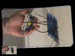 how to install a light switch connecting a light switch to the how to install a light switch connecting a light switch to the black wires part 1