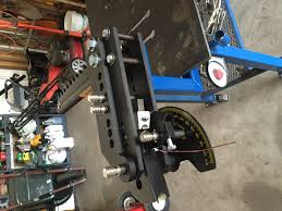 ATS Bench Bender Brake Bends Sheet Metal Wwwaircrafttoolcom 1 Bench Bender