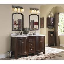 allen and roth bathroom vanities. perfect roth shop allen  roth moravia sable undermount double sink birchpoplar bathroom  vanity with engineered stone top common x actual on allen and roth vanities