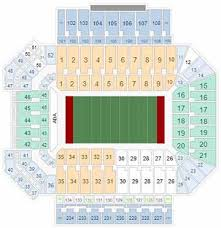 Cougar Stadium Seating Chart Ou Football Stadium Detailed Seating Chart Best Picture Of