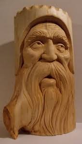 It has been a long time, since I have done any wood carving.
