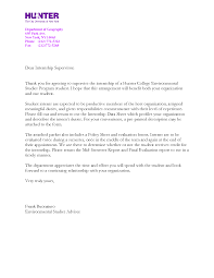 Best Photos Of Thank You For Internship Thank You Letter