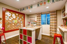 office craft room ideas. Home Office Craft Room Design In Impressive Ideas Traditional