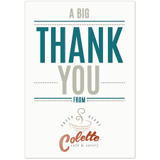 Business Thank You Note Cards Business Thank You Note Card Warwick Publishing