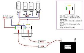 h4 halogen headlight wiring diagram basic guide wiring diagram \u2022 H6054 HID Headlights how to make a headlight wiring relay kit 3 steps rh instructables com 2013 tahoe headlight wiring diagram h6054 headlight wiring diagram