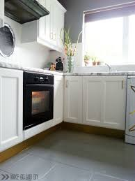 fresh ideas painting kitchen tile floor painted no really make do and diy
