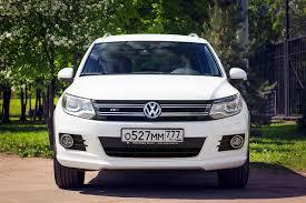 Вечно молодой. Тест-драйв VW <b>Tiguan</b> R-line :: Autonews