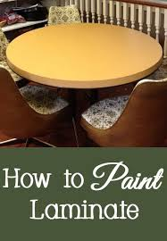 painting laminate painting formica