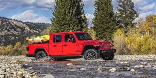 2020 Jeep Gladiator First Photos, Info, Specs - Jeep Wrangler Pickup ...