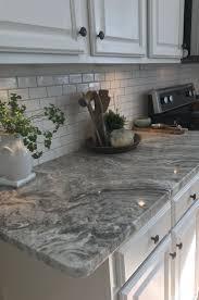 amazing gray granite countertops for your kitchen design