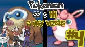 The Bet   Pokemon 3 way versus - YouTube