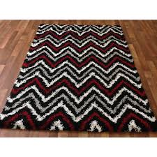 red black white rugs awesome whole area rugs rug depot within red and